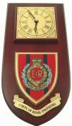 Royal Engineers Wall / Mess Clock