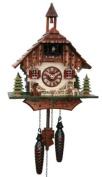 Adolf Herr Quartz Cuckoo Clock - Farm House