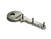 Belle Maison Aluminium Key 3 Hook Wall Hooks