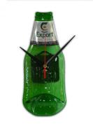 BottleClock Carlsberg Export Clock