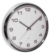 Cabanaz Wall Clock, Classic White