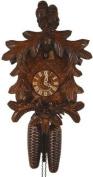 Cuckoo Clock Owls, birds with nest