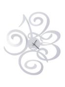FILOMENA WALL CLOCK ITALIAN DESIGN ARTI MESTIERI - WHITE