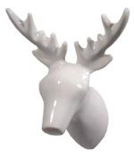 Capventure Dear Deer Coat Hook, White