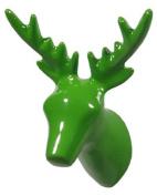 Capventure Dear Deer Coat Hook, Green