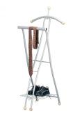 Zeller 17102 Valet Stand Wood Metal / 45 x 30 x 108