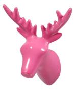 Capventure Dear Deer Coat Hook, Pink