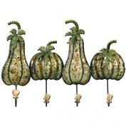 Metal Wall Art Vegetable Hooks - 2051921