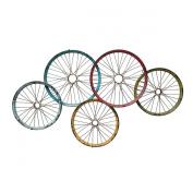 Kare Coat Rack Waggon Wheels
