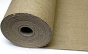 Starched Hessian. 45cm wide. Per metre