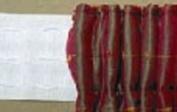 Woven Pocket Pencil Pleat Curtain Heading Tape. 7.6cm wide
