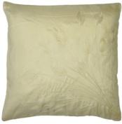 Spray Cushion Cover, Cream, 45 x 45 Cm