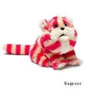 Microwaveable Warmer Soft Bagpuss Toy Fully Licenced And Official Product