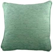 Evans Lichfield Savannah Chenille Cushion - Duck egg Blue 60cm Quality Cushions