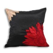 Maui Cushion Cover, Red, 50 x 50 Cm