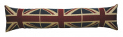 Evans Lichfield 90cm X 15cm Union Jack Draught Excluder