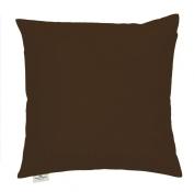 Tom Tailor Dove 580812 Cushion Cover Dark Brown 40 x 40 cm