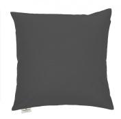Tom Tailor 580800 Dove Cushion Cover Dark Grey 40 x 40 cm