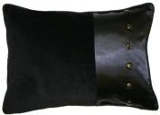 Dolce Cushion Cover, Black, 30 x 50 Cm