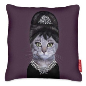 Breakfast Cat - Pets Rock Cushion