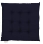 Tom Tailor 580316 Seat Cushion Dove Dark Blue 40 x 40 cm