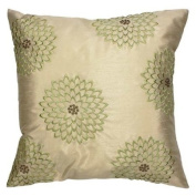 Clermont Cushion Cover, Green, 43 x 43 Cm