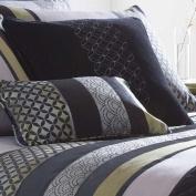Luxury Newton 100% cotton Black Velvet Cushion cover, Single Unit - 43cm x 43cm