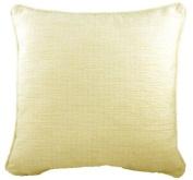 Savannah Evans Lichfield Chenille LARGE CREAM Cushion -60cm x 60cm