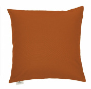Tom Tailor 580818 Dove Cushion Cover Orange 40 x 40 cm