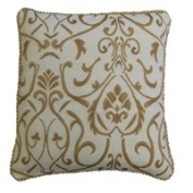 60cm Florence Natural Cushion Cover