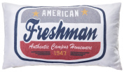 "American Freshman Lenox Bedding - Freshman 30cm x 50cm ""Freshman"" Scatter Cushion"