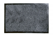 William Armes Dandy Washamat Doormat, 60 x 40 cm, Anthracite