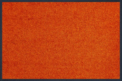 Wash + Dry 052579 Door Mat 40 x 60 cm Burnt Orange