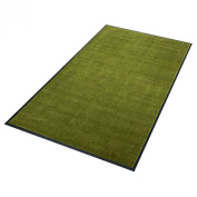 Joy Series Use & Wash Floor Mat - Green - 43x60cm - 5 sizes available