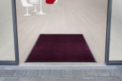 Joy Series Use & Wash Floor Mat - Aubergine - 60x90cm - 5 sizes available