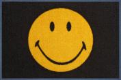 Wash + Dry 030515 Smileyworld Smiley Doormat 50 x 75 cm