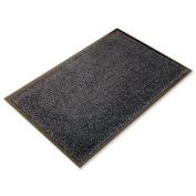 Indoor Entrance Mat with Nylon Monofilaments 1200x1800mm Grey