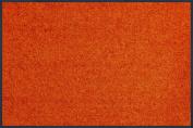 Wash + Dry 052593 Door Mat 60 x 90 cm Burnt Orange