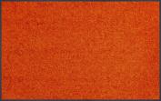 Wash + Dry 052616 Door Mat 75 x 120 cm Burnt Orange