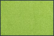 Wash + Dry 052661 Door Mat 60 x 90 cm Apple Green