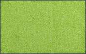 Wash + Dry 052685 Door Mat Apple Green 75 x 120 cm