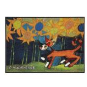 SLD0159-050x075 Doormat / Door mat - Via Di Girasole ca. 50cm x 70cm