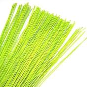 Apple Green Coloured Flexible Midelino Sticks