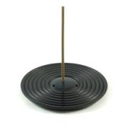 Black Izumo Stone Incense Holder