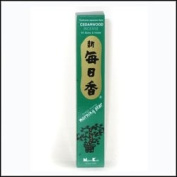 Morning Star - Cedarwood Incense