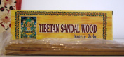 Tibetan Sandal Wood Incense Sticks - 40 sticks