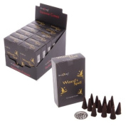 Wizard's Spell Stamford Black Incense Cones