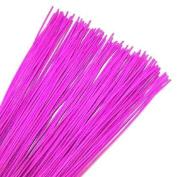 Strong Pink Coloured Flexible Midelino Sticks