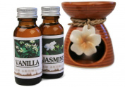 Bottle of Vanilla Aroma Oil 30CC