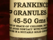 45g-50g (approx) Bottle Authentic Fair Trade Frankincense Granules for Charcoal Burners